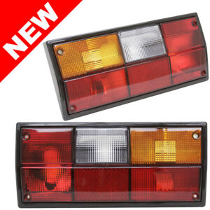 79 92 Vw Volkswagen Type 2 Vanagon Oe Style Taillight Pair Replacement Set