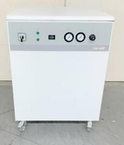 Jun air 2000 40md2 Air Compressor Cabinet New Condition 10 Hrs