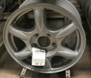 Buick Regal 2000 2004 Wheel 16x6 1 2 6 Slot Brushed Finish