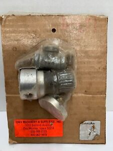 Nos New Master Pneumatic R50 Regulator With Usg Pressure Gauge Air Compressor