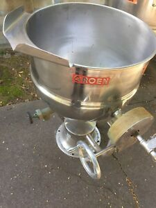 Groen Commercial Cooking Kettle