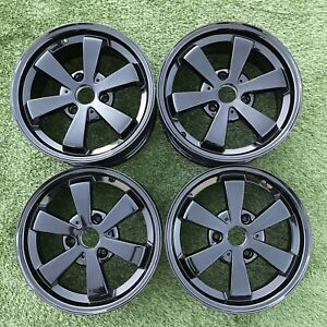 Mercedes Smart Fortwo Black 15 Factory Original Wheels Rims Oem