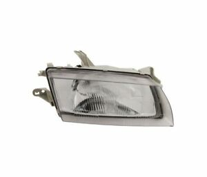 Mazda 323 V 1996 1998 Chrome Vp1153p Right Headlight Rht
