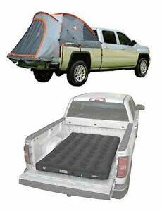 Rightline Full Size Long Bed Tent Full Size Air Mattress For Ford F150 F250