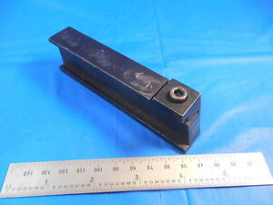 1 1 4 Tall X 3 4 Wide Cut Off Tool Block Holds 1 Tall Blades Southbend Lathe