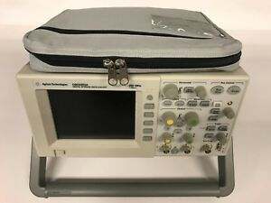 Agilent Ds03202a Digital Storage Oscilloscope