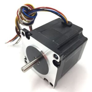 Leadshine 0 45nm 48oz in Stepper Motor Nema23 Step Angle 1 2 Degrees 5 2a 573s05