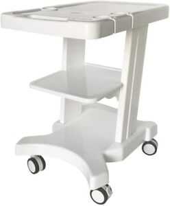 Mobile Trolley Cart For Portable Ultrasound Imaging Scanner System Holder Wheel