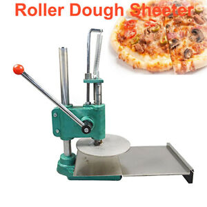 Big Dough Roller Dough Sheeter Pasta Maker Pizza Dough Pastry Press Restaurant