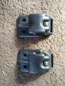 Geo Chevy Tracker Suzuki Sidekick Vitara Soft Top Latch Clip 89 03 Qty 2