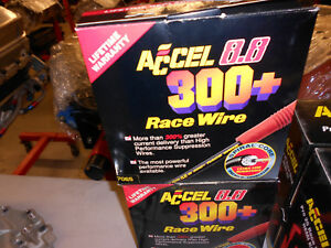 New Accel Pro Series Wires 8 8mm For Early Hemi S 331 355 392 426