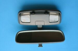 1990 1995 Toyota 4runner Genuine Oem Gray Rear View Mirror Dome Light