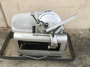 Hobart 1712 Automatic manual Deli Meat And Cheese Slicer