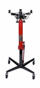 Torin Big Red Telescoping Hydraulic Transmission Floor Jack 1 2 Ton 1 000 L