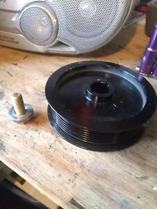 Procharger Ati 8 rib 4 75 Pulley Ls1 Lsx Ls Supercharger Chevy Camaro Firebird