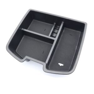 Car Center Console Organizer For 2007 14 Gmc Sierra Chevy Silverado Tahoe Yukon