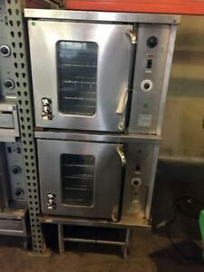 Montague 1 2 Size Stacking Convection Ovens Electric