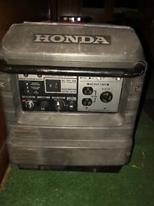 Honda Eu3000is Portable Generator New other