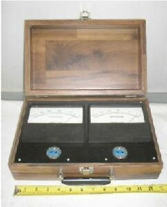 2 Brymill Corp Thermocouple Gauges W Case