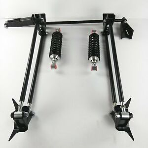 Parallel 4 Link Kit Coilovers 3500lbs For 67 69 Camaro 68 74 Nova Ls Ss