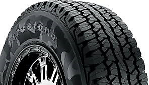 Firestone Destination A t special Edition P245 70r17 108s Bsw Tire 245 70 17