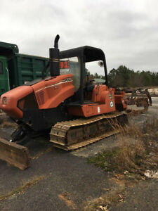 Ditch Witch Ht115 Track Trencher