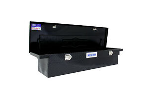 Tool Boxes For Pickup Trucks Black Full Size Tool Box Truck Low Profile Slimline