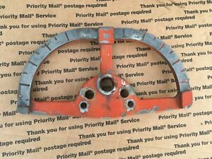 Allis Chalmers Wd Tractor Throttle Plate
