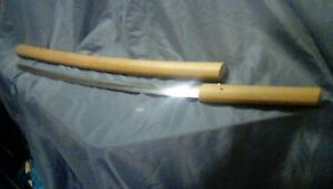 Antique Japanese Samurai Katana Sword Late Edo Meiji Ww Ii Period Gendaito