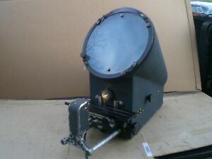 Microview Bench Top Optical Comparator