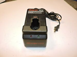 Snap On Ctc300 9 6v 14 4v Smart Battery Charger Good