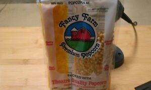 Popcorn Kit Fancy Farms 30 8oz Mini Max Kits