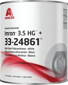 Imron 3 5 Hg Plus White 33 24861 With 9t00 A Activator