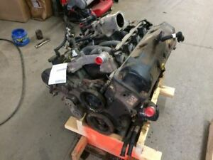 Engine 4 6l Vin W 8th Digit Gasoline Fits 07 08 Lincoln Town Car 308197
