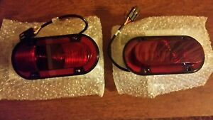 White Wfe Tractor Fender Lights Led 2 180 4 270 100 120 140 160 185 Field Boss