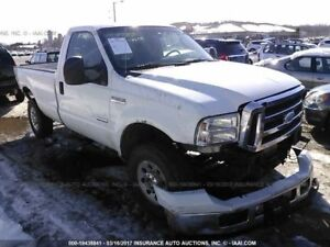 Manual Transmission 6 Speed 8 366 4wd Fits 03 07 Ford F250sd Pickup 304991