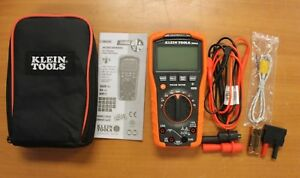 Klein Tools Mm600 1000v Auto ranging Digital Multimeter