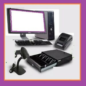Point Of Sale Computer System Retail System