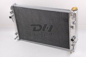 For 93 02 Chevy Camaro Z28 Pontiac Firebird 5 7l V8 At mt 3row Aluminum Radiator