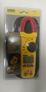 Brand New Sperry Instruments Dsa500a Digital Clamp Meter 7 Functions 17 Ranges