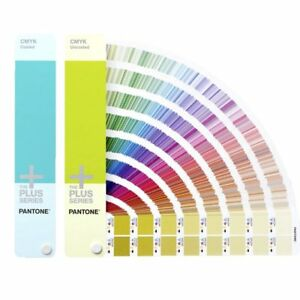 Pantone Plus Cmyk Coated Uncoated Set gp5101