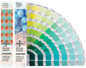 Pantone Plus Color Bridge Set Coated Uncoated gp6102n