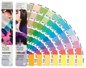 Pantone Plus Formula Guide Coated Uncoated gp1601n