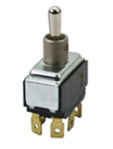 Eaton E10t215gp Toggle Switch Dpdt Momentary