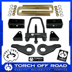 3 Lift Kit With Tool For 2001 2010 Chevy Gmc Sierra Silverado 2500 2500hd Se