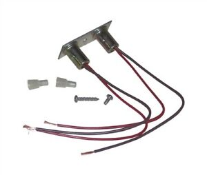Western Snowex Plow Part 49362 Park turn Socket And Wire Assembly Kit