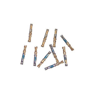 Western Plow Part 22123 Pack Of 10 Signal Contact Pins For 10 Pin Control