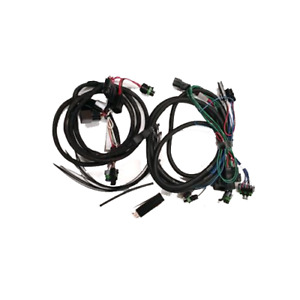 Western Snowex Part 69805 Projector Style Hid Wiring Plug In Harness Adapter
