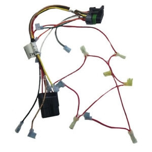Western Plow Part 28583 Plow Side Control Harness 8 Solenoid Fleetflex