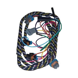 Western Plow Part 61716 Headlight Plugin Wiring Harness Hb 3 Hb 4 a